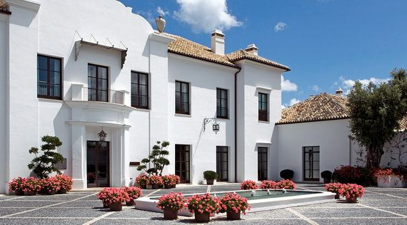 Finca Cortesin Hotel Exclusive Luxury Spa Resort Near Marbella_14