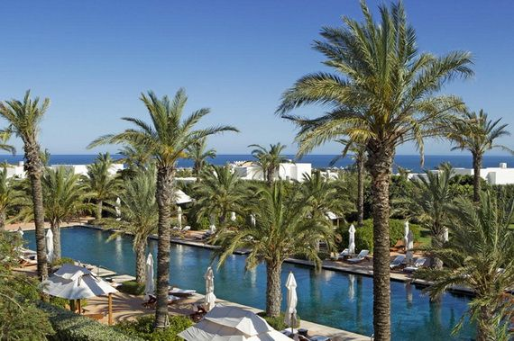 Finca Cortesin Hotel Exclusive Luxury Spa Resort Near Marbella_30