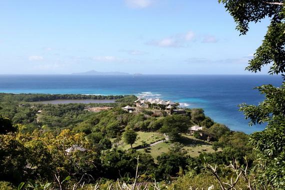 Shogun Mustique, Carribean
