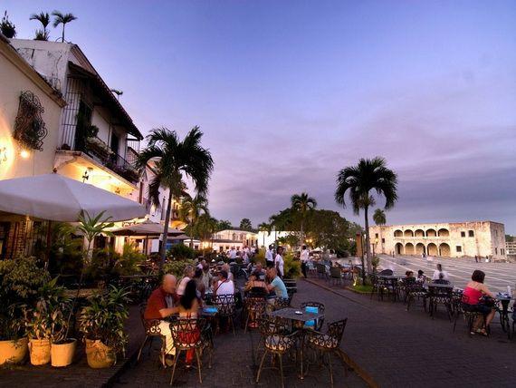 Santo Domingo's Colonial Zone (2)