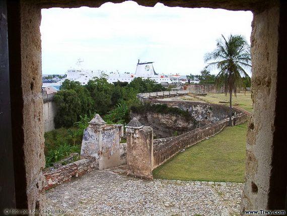 Santo Domingo's Colonial Zone Top attractions