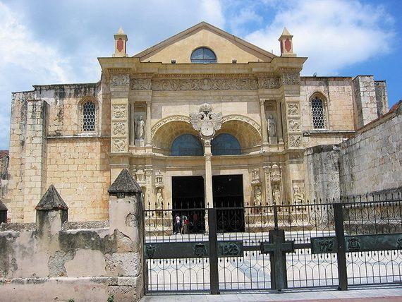 Santo Domingo's Colonial Zone _4
