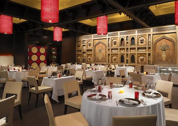 A Luxury Old World Charm in Center New Delhi Taj Mahal Hotel _11
