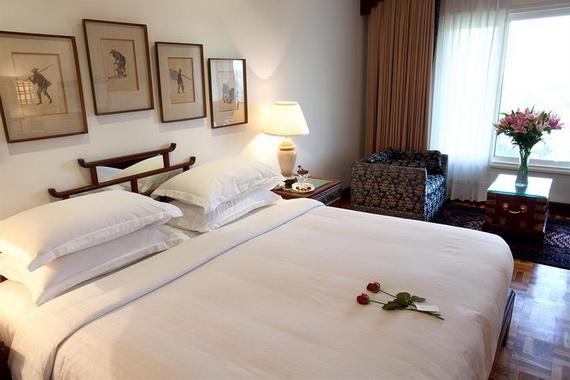 A Luxury Old World Charm in Center New Delhi Taj Mahal Hotel _20