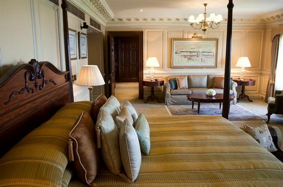A Luxury Old World Charm in Center New Delhi Taj Mahal Hotel _32