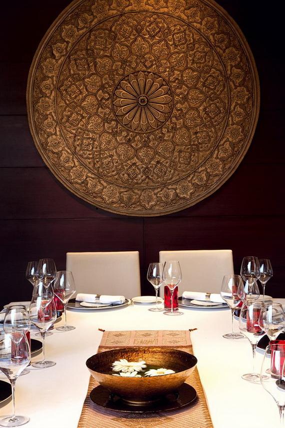 A Luxury Old World Charm in Center New Delhi Taj Mahal Hotel _51
