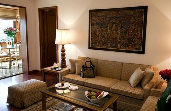 A Luxury Old World Charm in Center New Delhi Taj Mahal Hotel _52