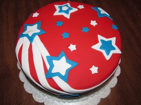 Adorable 4th of July Cake  Designs Ideas (24)