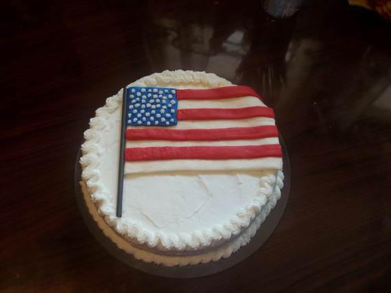 Adorable 4th of July Cake  Designs Ideas (28)