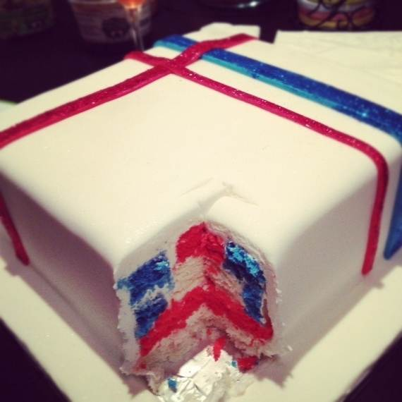 Adorable 4th of July Cake  Designs Ideas (34)