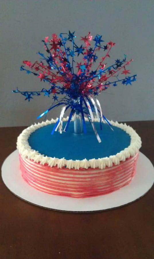 Adorable 4th of July Cake  Designs Ideas (4)