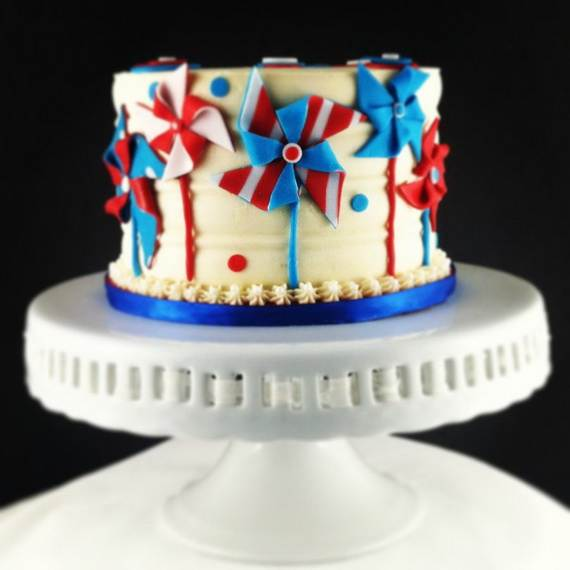 Adorable 4th of July Cake  Designs Ideas (9)