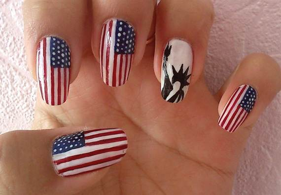 Amazing-Patriotic-Nail-Art-Designs-Ideas_35