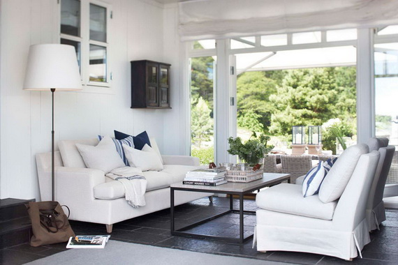 Breezy Beach Inspired Home Decorating Ideas From Slettvoll_06
