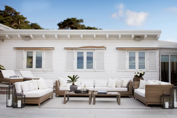 Breezy Beach Inspired Home Decorating Ideas From Slettvoll_15