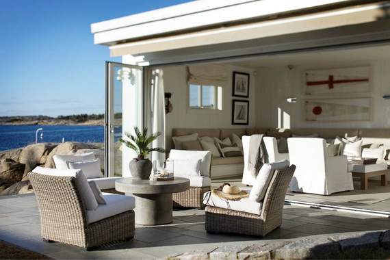 Breezy Beach Inspired Home Decorating Ideas From Slettvoll_33