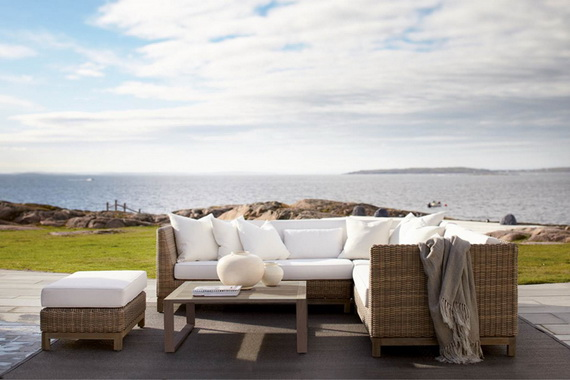 Breezy Beach Inspired Home Decorating Ideas From Slettvoll_37