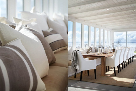 Breezy Beach Inspired Home Decorating Ideas From Slettvoll_38
