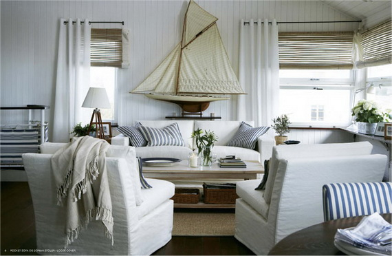 Breezy Beach Inspired Home Decorating Ideas From Slettvoll_39