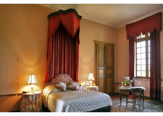 C18th Burgundy Chateau a Charming Hotel in Bourgogne France_20