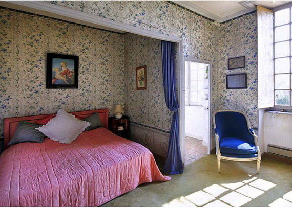 C18th Burgundy Chateau a Charming Hotel in Bourgogne France_29