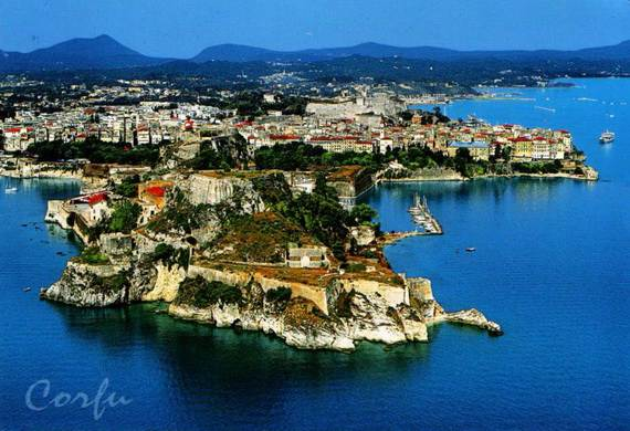 Corfu Best Greek Island for Family Holidays