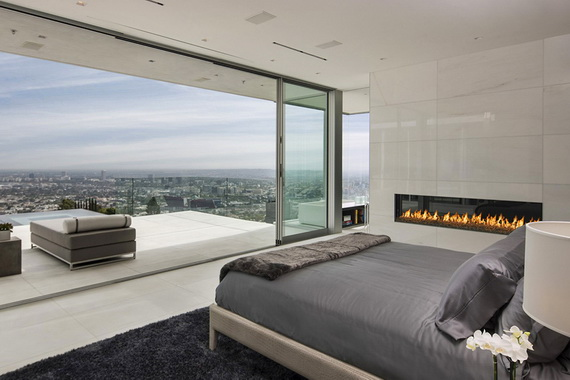 Luxury Mansion In Hollywood, Oriole Way By McClean Design in Hollywood_13