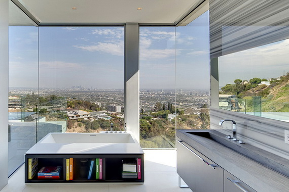 Luxury Mansion In Hollywood, Oriole Way By McClean Design in Hollywood_14