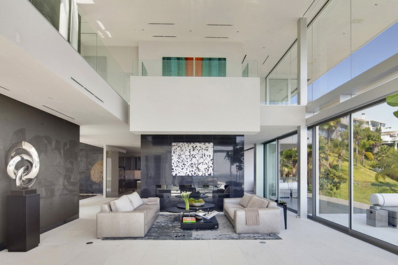 Luxury Mansion In Hollywood, Oriole Way By McClean Design in Hollywood_15