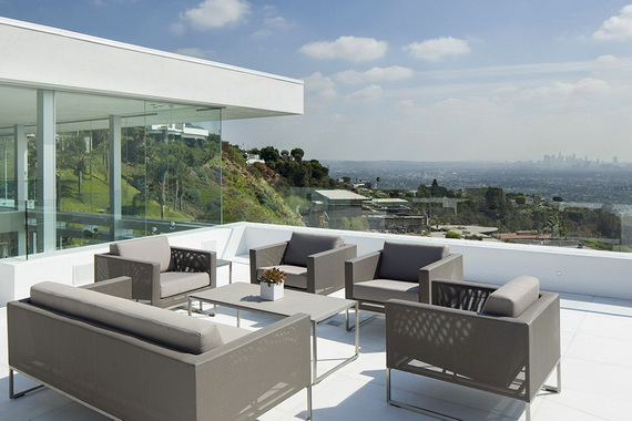 Luxury Mansion In Hollywood, Oriole Way By McClean Design in Hollywood_19