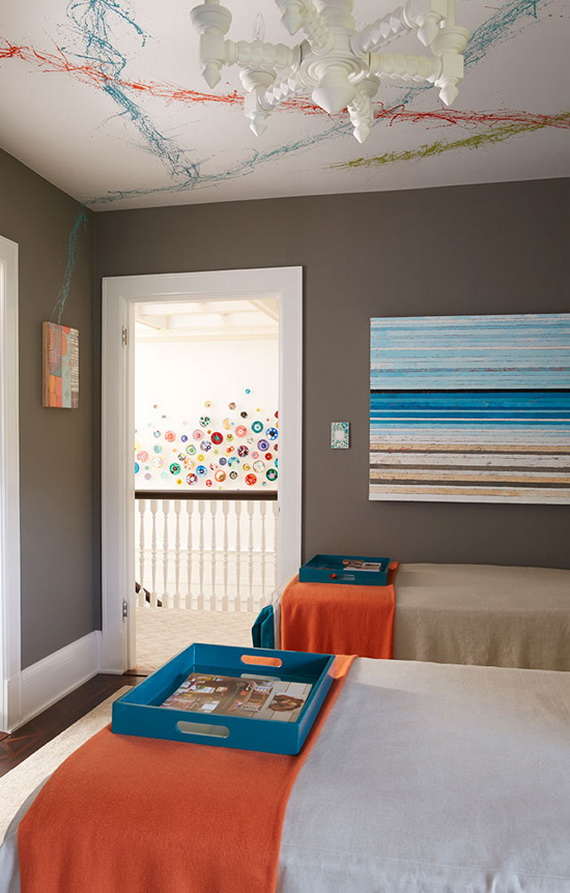 Spring Inspired Children's Room Decorating Ideas_11