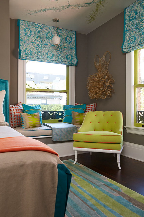 Spring Inspired Children's Room Decorating Ideas_13