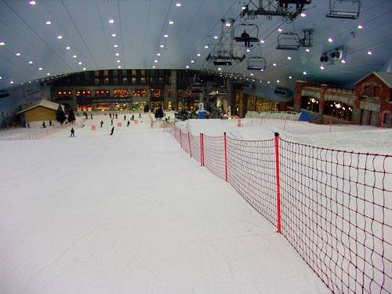 Unbelievable Family Holiday in Dubai (Ski Dubai)_06