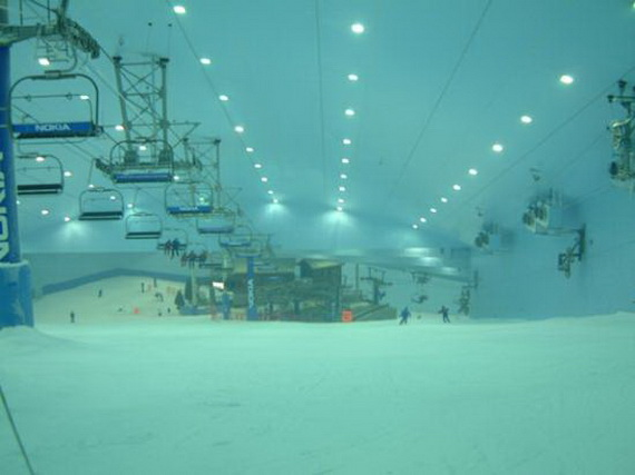 Unbelievable Family Holiday in Dubai (Ski Dubai)_1
