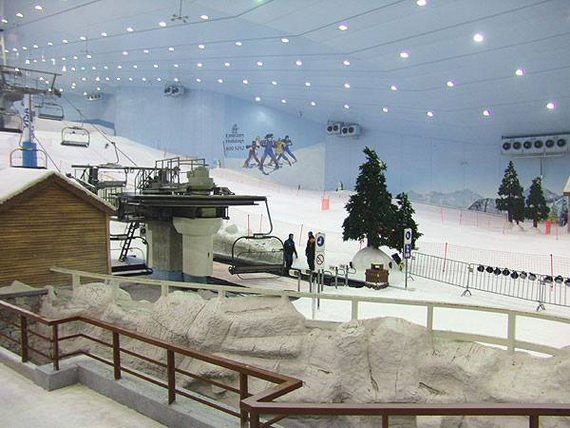 Unbelievable Family Holiday in Dubai (Ski Dubai)_15