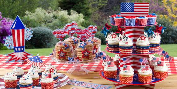Wedding Fourth of July Inspired Ideas (12)