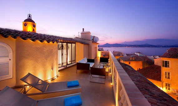A Magnificent Family Rental Home In The Center Of St Tropez_10
