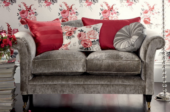 Beautiful Cushions by Laura Ashley for a Warm and Personal Family Home_06
