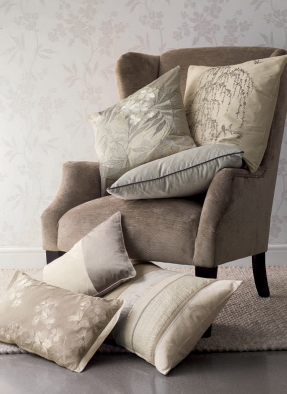 Beautiful Cushions by Laura Ashley for a Warm and Personal Family Home_07