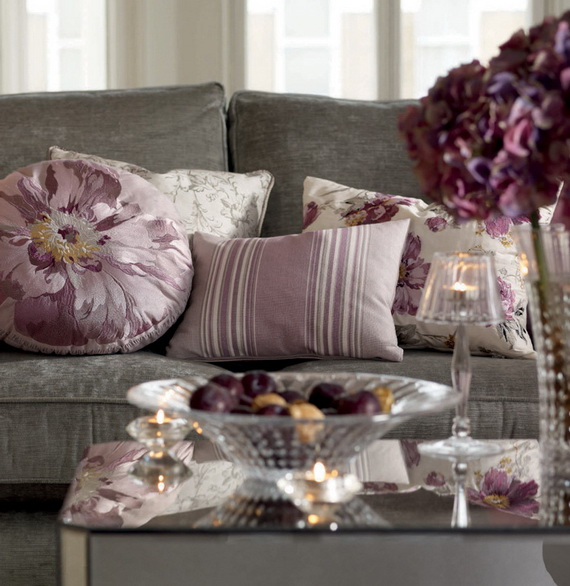 Beautiful Cushions by Laura Ashley for a Warm and Personal Family Home_15