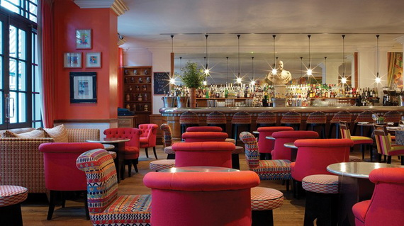 Charlotte Street Hotel A Living Space by Kit Kemp_24