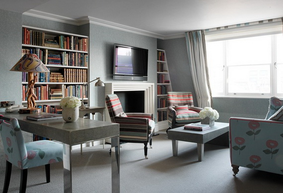Charlotte Street Hotel A Living Space by Kit Kemp_56