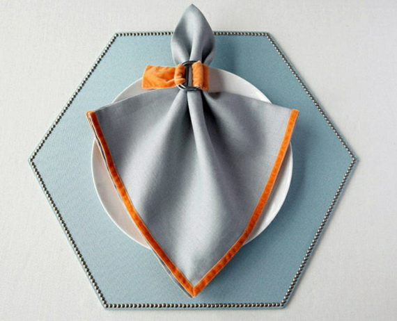 Creative Napkin Folds for Your Holiday Table (19)