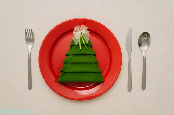 Creative Napkin Folds for Your Holiday Table (2)