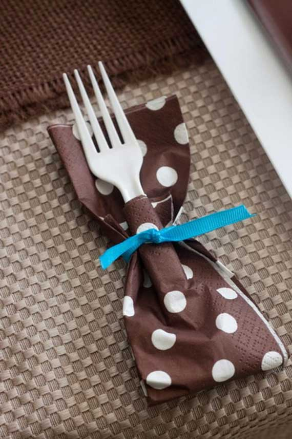 Creative Napkin Folds for Your Holiday Table (42)