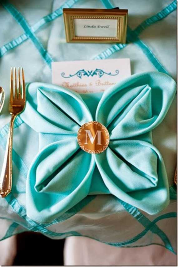 Creative Napkin Folds for Your Holiday Table (51)