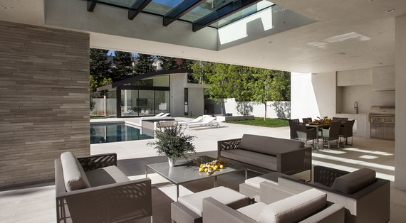 Elegant Contemporary Family Home in California- San Vicente House_06