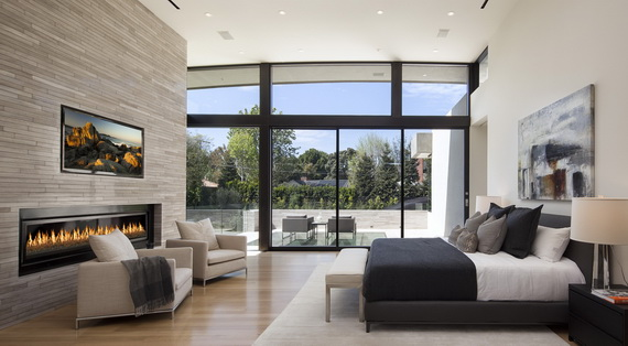 Elegant Contemporary Family Home in California- San Vicente House_21