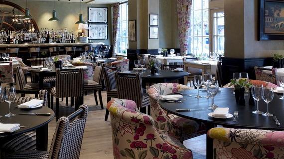 Extraordinary Atmosphere In Covent Garden Hotel_03 (2)
