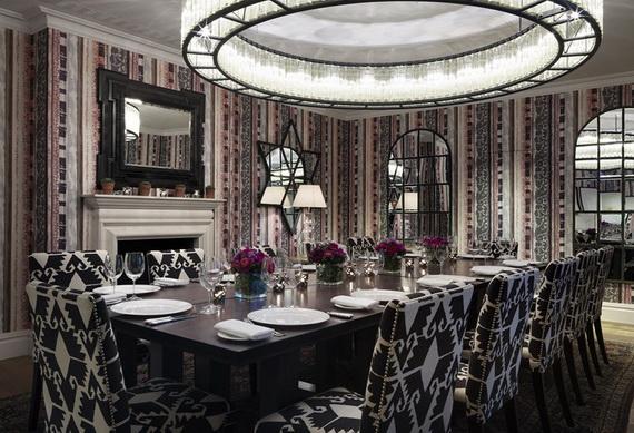 Extraordinary Atmosphere In Covent Garden Hotel_04 (2)